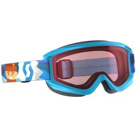 Scott JR AGENT AMPLIFIER - Dětské lyžařské brýle