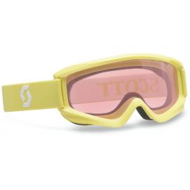 Scott JR AGENT SGL AMPLIFIER - Dětské lyžařské brýle