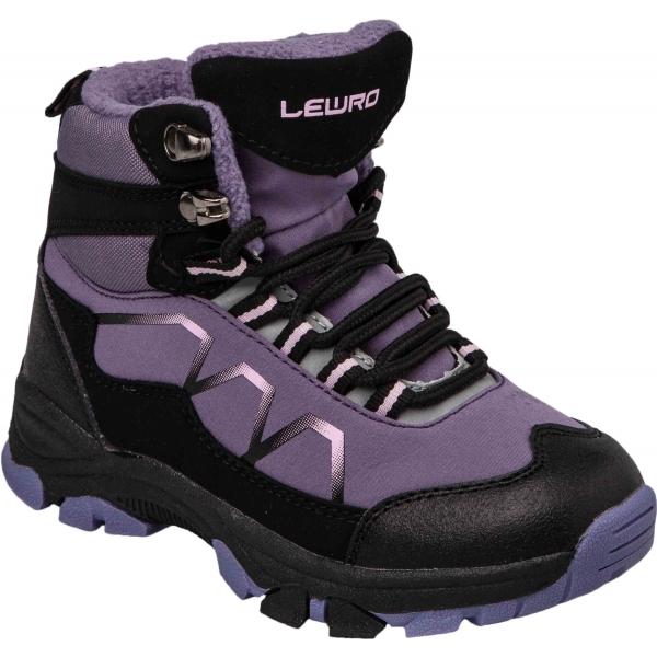 Lewro TAMMY - Dětská zimní obuv 21a6dc29143