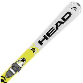 Head SUPERSHAPE T SLR 2 + SLR 4.5 - Dětské a juniorské sjezdové lyže