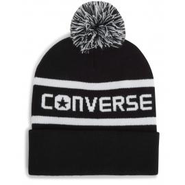 Converse WORDMARK POM KNIT - Pánská zimní čepice