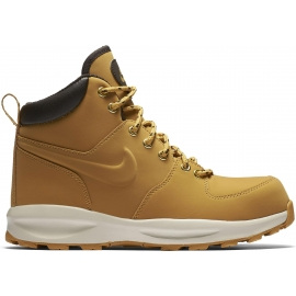 Nike MANOA LEATHER GS - Chlapecká obuv