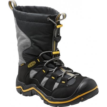 Dětská zimní obuv - Keen WINTERPORT II WP K - 9