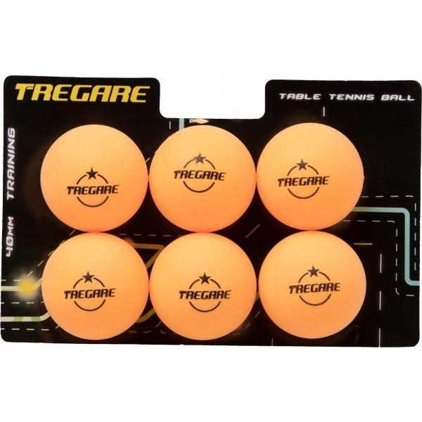 Tregare 1B6-U7B - Míčky pro stolní tenis