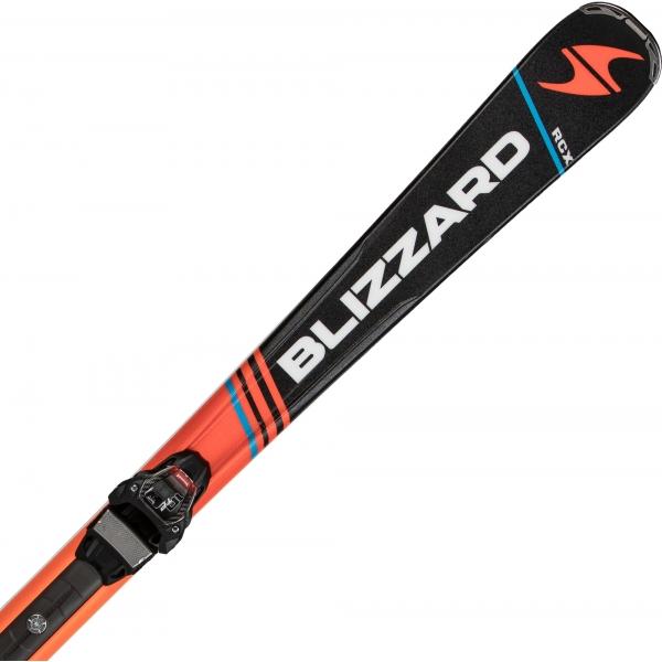 Blizzard RCX + IQ TP 10 - Sjezdové lyže
