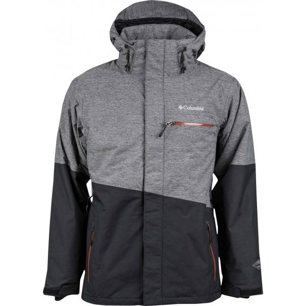 Columbia PISTE BEAST JACKET - Pánská zimní bunda 16d65ee876c