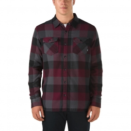 Vans BOX FLANNEL PORT ROYALE