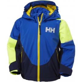 Helly Hansen RIDER INS JACKET K - Dětská lyžařská bunda