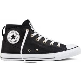 Converse CHUCK TAYLOR ALL STAR SYDE STREET LEATHER - Pánské kotníkové tenisky
