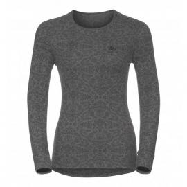 Odlo WARM EFFEKT PRINTED TEE - Dámské triko
