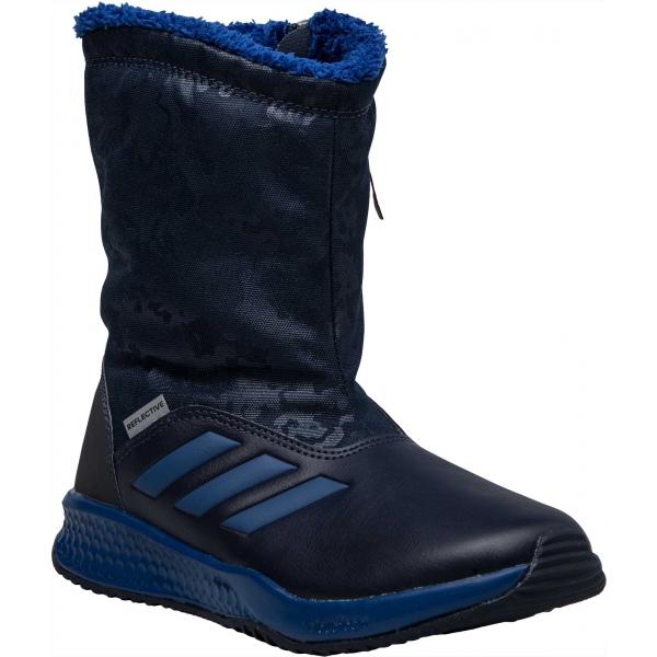 adidas RAPIDASNOW K - Dětská zimní obuv 6a6474b825
