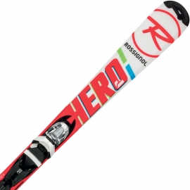 Rossignol HERO JR + XP JR7 - Juniorské sjezdové lyže