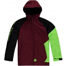 O'Neill PB GRID JACKET - Dětská lyžařská/snowboardová bunda