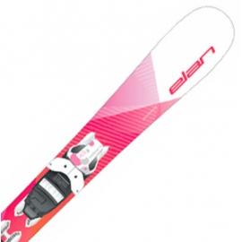 Elan LIL STYLE QS+EL 7.5 - Dětská sjezdová lyže