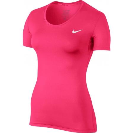 Dámské tréninkové tričko - Nike W NP TOP SS - 5