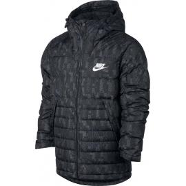 Nike DWN FILL JKT HD AOP SSNL - Pánská sportovní bunda