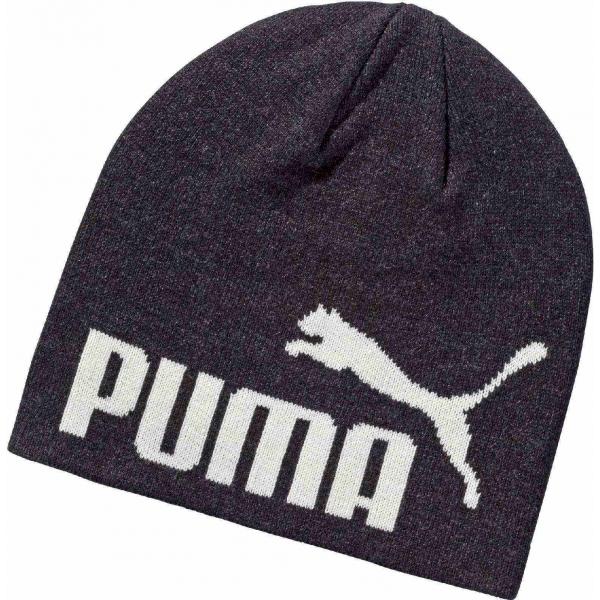 Puma ESS BIG CAT BEANIE SNR - Pánská zimní čepice