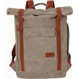 Husky WRAPPER 18 L - Městký bavlněný batoh