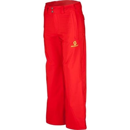 Dětské lyžařské kalhoty - Scott PANT SMU J´S SCOTT SLOPE - 1