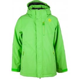 Scott JACKET SMU B´S SCOTT FLURRY - Dětská lyžařská bunda