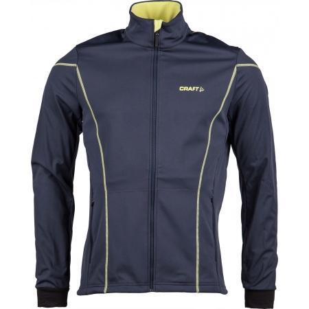 Craft BUNDA DISCOVERY M - Pánská softshellová bunda na běžecké lyžování