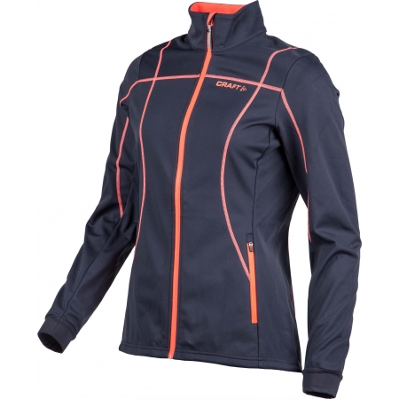 Dámská softshellová bunda na běžecké lyžování - Craft BUNDA DISCOVERY W - 2