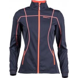 Craft BUNDA DISCOVERY W - Dámská softshellová bunda na běžecké lyžování
