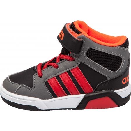Dětská volnočasová obuv - adidas BB9TIS MID INF - 4