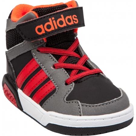 Dětská volnočasová obuv - adidas BB9TIS MID INF - 1