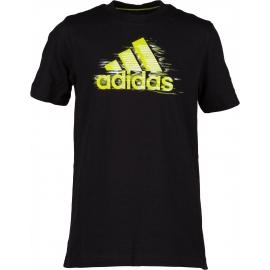 adidas KIDS ATHLETICS TEE - Dětské sportovní triko
