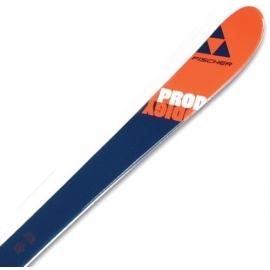 Fischer PRODIGY + FJ7AC + BRAKE 90 - Juniorské sjezdové lyže