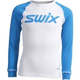 Swix RACE X - Dětské triko s dlouhým rukávem