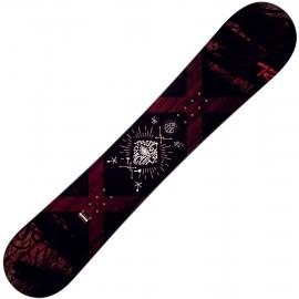 Rossignol SET CIRCUIT WIDE + BAT M/L - Set snowboardového prkna