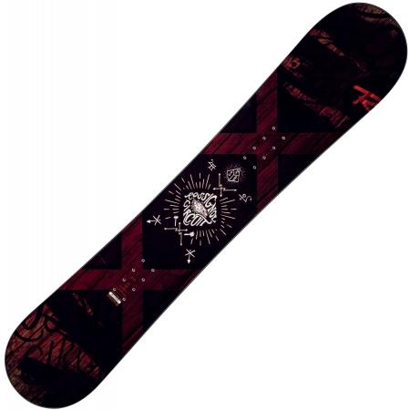 Set snowboardového prkna - Rossignol SET CIRCUIT + BAT M/L - 1