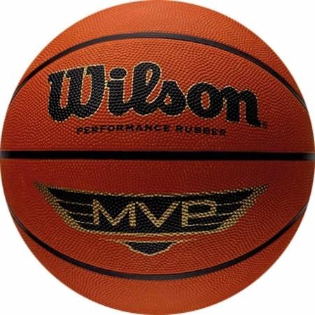 Basketbalový míč - Wilson MVP TRADITIONAL SERIES
