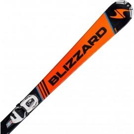 Blizzard RC JR + FDT JR 7 - Juniorské sjezdové lyže