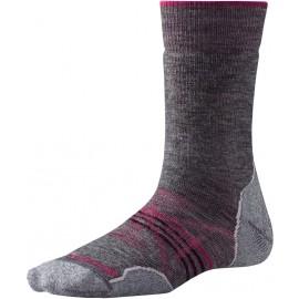 Smartwool PHD OUTDOOR MEDIUM CREW W - Dámské turistické ponožky