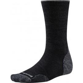 Smartwool PHD OUTDOOR LIGHT CREW - Pánské turistické ponožky