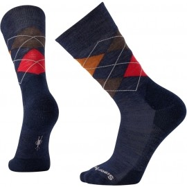 Smartwool DIAMOND JIM CREW - Pánské ponožky