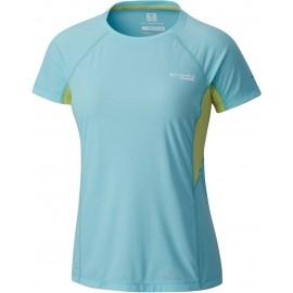 Columbia MONTRAIL TITAN ULTRA SHIRT W - Dámské běžecké triko