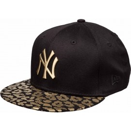 New Era 9FIFTY LEO PRINT NEW YORK YANKEES - Klubová kšiltovka