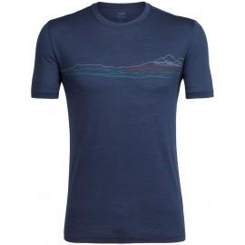 Icebreaker SPECTOR SS CREWE - Pánské tričko