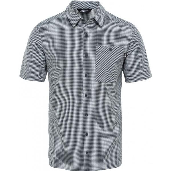The North Face S S HYPRESS SHIRT M - Pánská košile 619f05c0ce