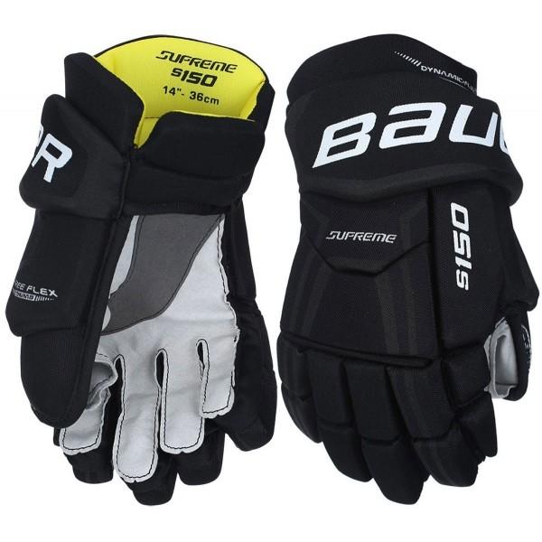Bauer SUPREME S150 JR - Juniorské hokejové rukavice