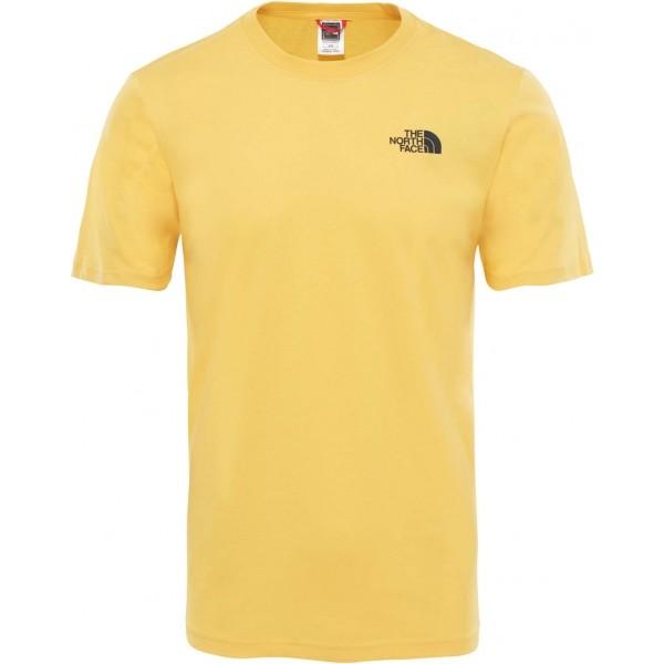 a743313931b The North Face RED BOX TEE M - Pánské tričko