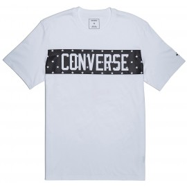 Converse STAR BLOCK TEE - Pánské tričko