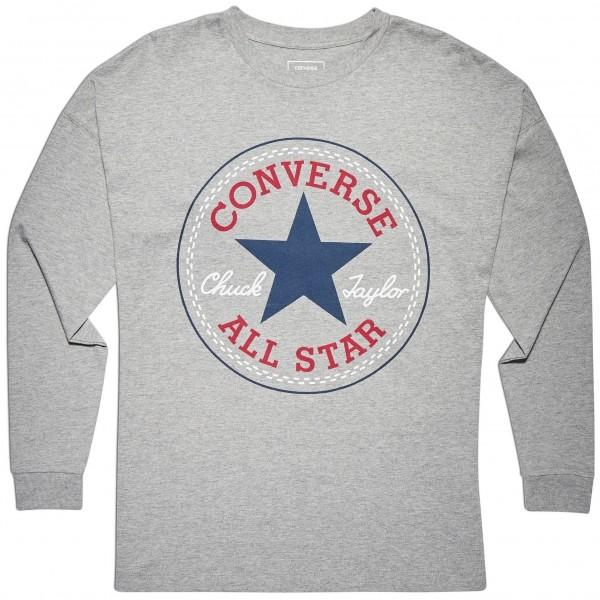 Converse CORE CP LONG SLEEVE TEE - Dámské triko s dlouhým rukávem