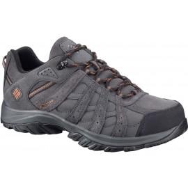 Columbia REDMOND XT LEATHER OMNITECH - Pánská trailová obuv