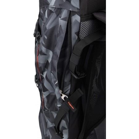 Turistický odvětraný batoh - Crossroad MEGAPACK 40 - 4