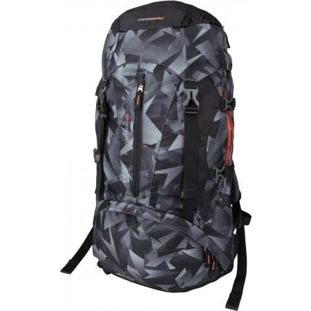 Turistický odvětraný batoh - Crossroad MEGAPACK 40 - 2